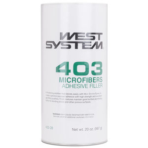 West System #403 Microfiber Filler - 20 OZ