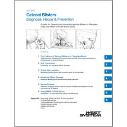 Gel Coat Blisters: Diagnosis, Repair and Prevention Book