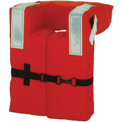 Adult Type I Life Jacket, >90lb.