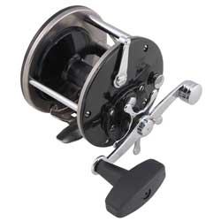Level Wind Reel, 350/30lb Yds/Test, 3.0:1 Gear Ratio, 26oz