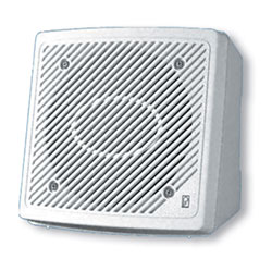 Enclosed Coaxial Speaker