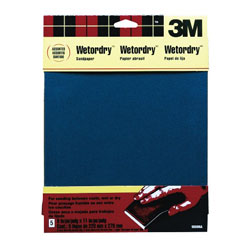 WetOrDry™ Finishing Sandpaper