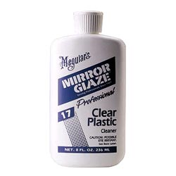 #17 Mirror Glaze Plastic Cleaner