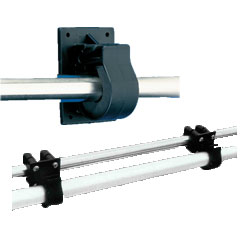 United Yachting Rail-Mount Boat Hook Pole Holder