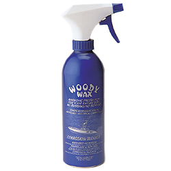 Woody Wax Fiberglass & Non-Skid Deck Wax, 16 oz
