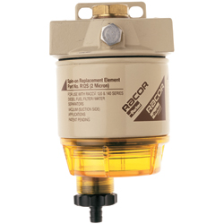 Spin-On Series	Diesel Fuel Filters/Water Separators