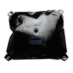 Imtra Corporation Diesel Tank - Flexible 14.5GA, 27L x 25 W