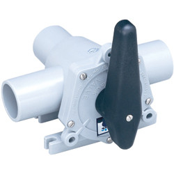 whale diverter valve instructions