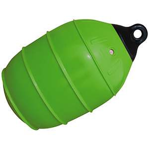 Small Spoiler Low Drag Buoy, Green