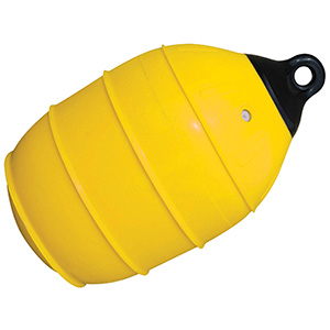 Large Spoiler Low Drag Buoy, Yellow