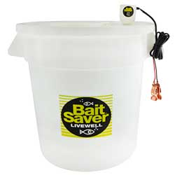 Bait Saver Livewell Tanks