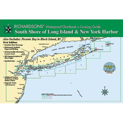 Richardson Publications Cape Cod to Maine Chartbook Sale $54.95 SKU: 3401031 ID# 7308 UPC# 9780932647306 :