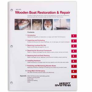Wooden Boat Restoration and Repair Book