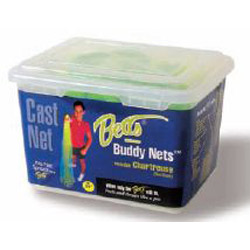 Betts Buddy Chartreuse Nets
