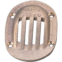 Groco Strainer for Thru-Hull Size 2-1/2, 8-1/2 x 6 Strainer Size