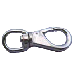 Stainless-Steel Swivel Eye Snaps
