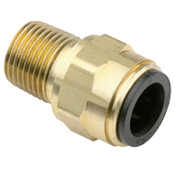 "Male Connector 1/2"" MNPT"