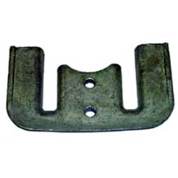 MerCruiser Driveshaft Housing Zinc Anode Plate