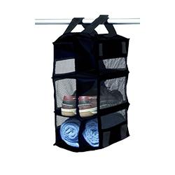 Boatmates Hanging Locker Bag 6 Compartment