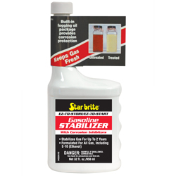 EZ-To-Start Fuel Additive/Stabilizer, 32oz.