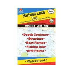Fishing Hot Spots® Charts