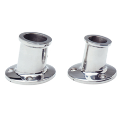 Surface Mounted Flag Pole Sockets