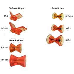 Super-Roller Polyurethane Bow Guards