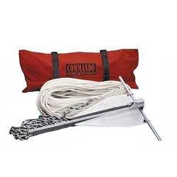 Fortress Anchors Commando Anchor Kit