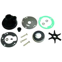 Water Pump Kit - With Housing