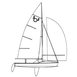 International 505 Custom Rigging