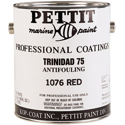 Trinidad 75 Anti-Fouling Paint (Commercial/Industrial only)