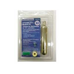 "Inflatable PFD Rearming Kit, Automatic,  33g. Cylinder, 1/2"" Threaded"