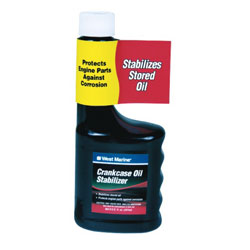 Crankcase Oil Stabilizer