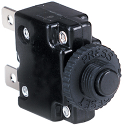 Boots for Pushbutton Thermal Circuit Breaker Switches