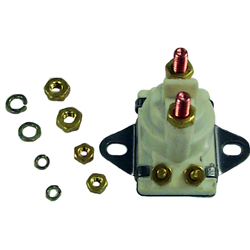 18-5818 Solenoid for Mercury/Mariner Outboard Motors