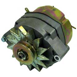 Delco Style Three-Wire 68 Amp Alternator