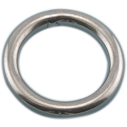 "Stainless Steel ""O"" Rings"