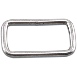 Stainless-Steel Rectangle Loops