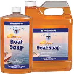 Citrus Boat Soap