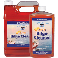 Pure Oceans Citrus Bilge Cleaner