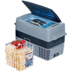 53qt. Coolmatic Compressor Cooler/Freezer