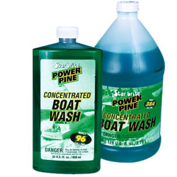 Power Pine Boat Cleaner