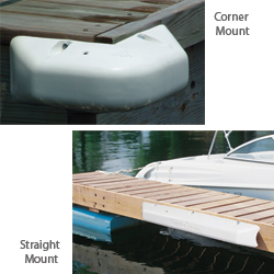 Dock Pro® Heavy-Duty Dock Bumpers