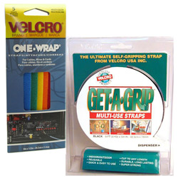 Velcro® Get-A-Grip Reusable Straps