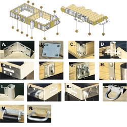 Tie Down Engineering L) Piling Hoop & Roller Assembly Sale $239.99 SKU: 198731 ID# 26415 UPC# 81628264159 :
