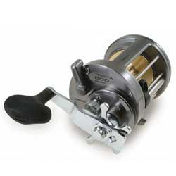 TEKOTA 500LC Star Drag Reel, 12/440 Yards/Test, 4.2:1 Gear Ratio, 3 BB/1 RB, 18lb. Max Drag, 15.3 oz