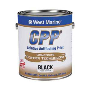 CPP Antifouling Paint with CCT