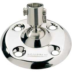 Ball and Socket Swivel Base