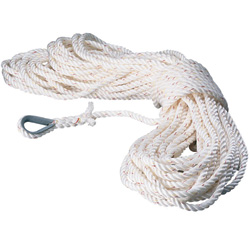 Premium Prespliced Three-Strand Anchor Lines