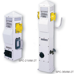 International Dock SPC-21WM-3T Dockside Electrical Power Unit